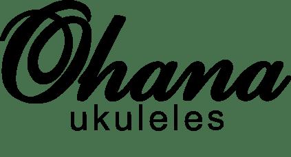 Ohana Logo (black)