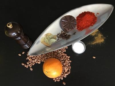 Daniel's Red Chile Beans Crock Pot mix