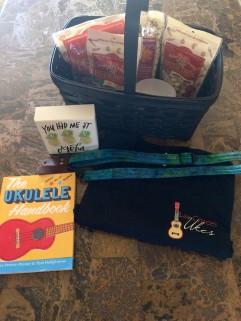 LCU gift basket