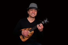 Daniel Ho with Tiny Tenor Ukulele